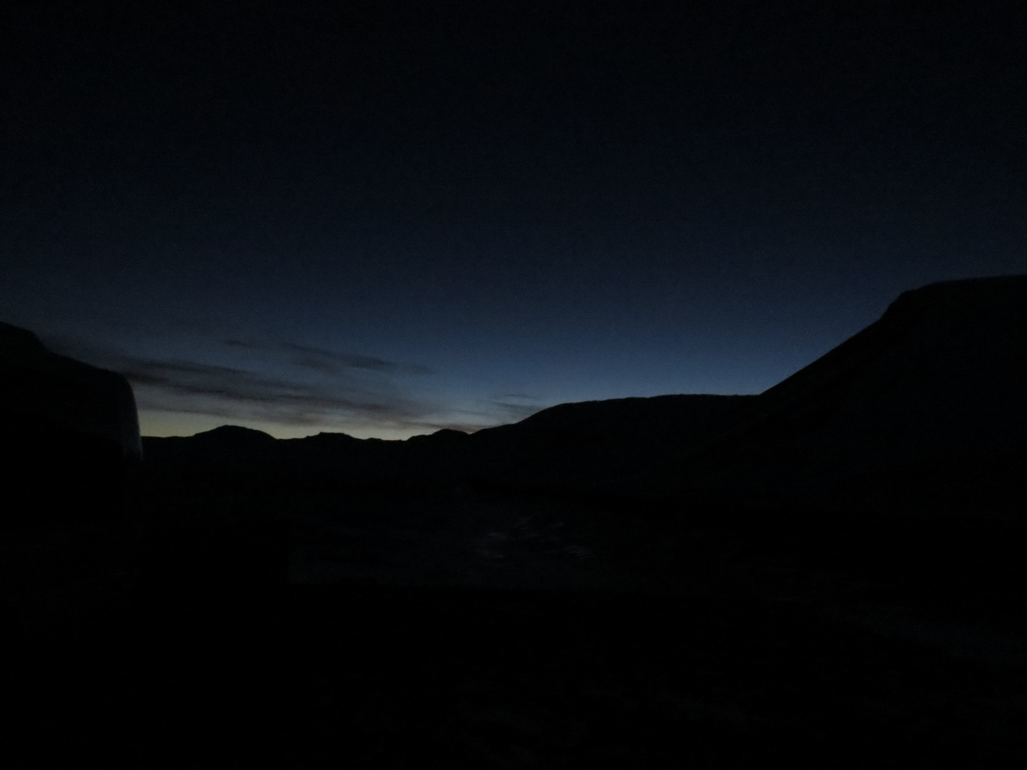 Dawn lasts all morning in Iceland - the Golden Circle